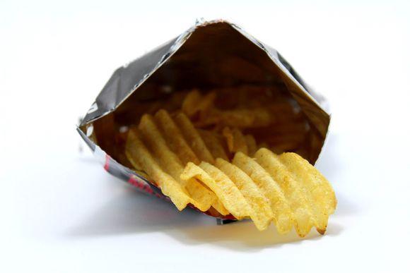 Goodbye chips!