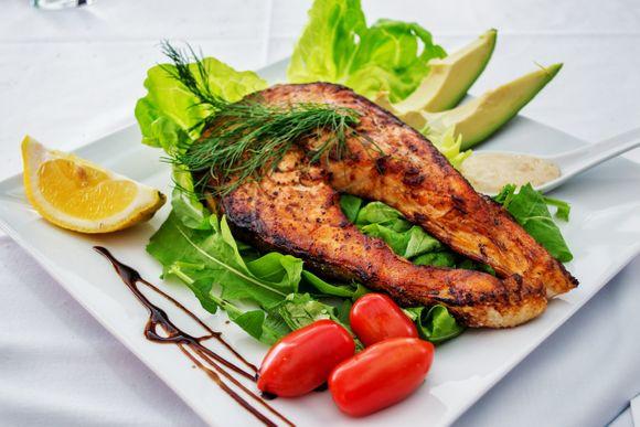 омега-3 мастни киселини в рибата