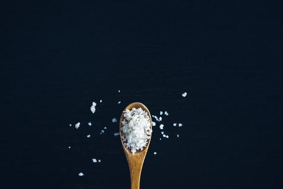 inhalation with salt