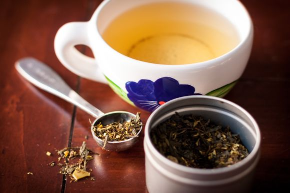 green tea in glaucoma