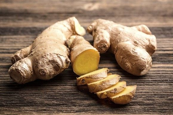 Ginger Zingiber officinale for multiple sclerosis