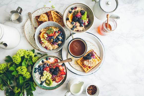 правилно хранене при хранителни разстройства