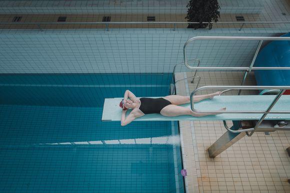 change wet anti-fungus swimwear
