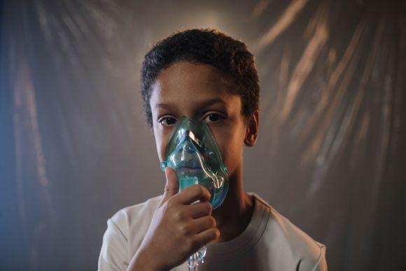 inhalation in children