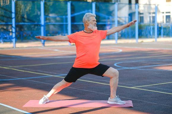 всеки може да започне да балансира тялото си без значение от възрастта