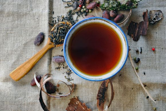 зелен чай за имунитет