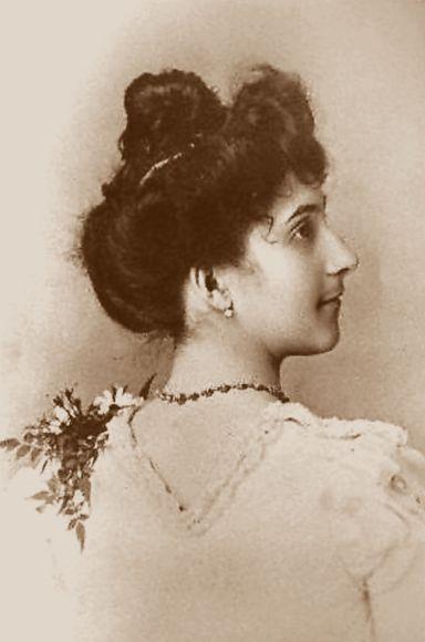 Jean Louise Calman in 1895