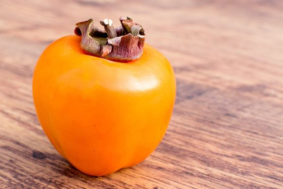 persimmon against hangover