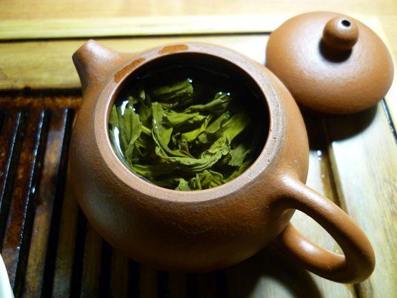 how green tea is prepared