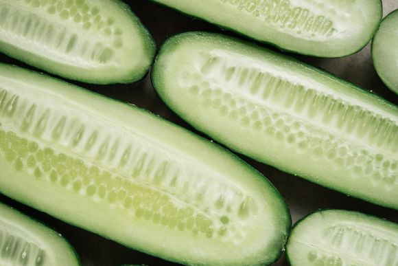 cucumber for healthy skin