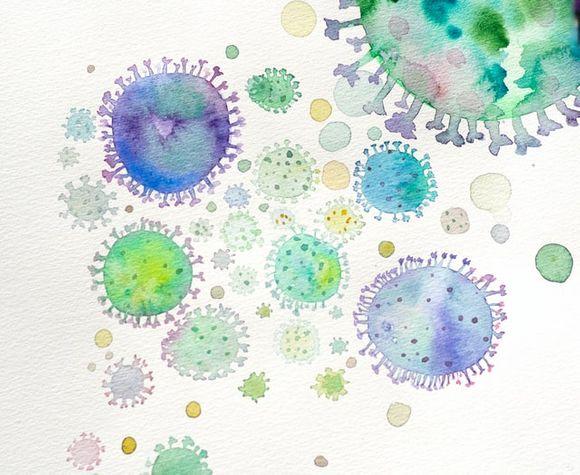 коронавирусът може да се разпространи по възуха