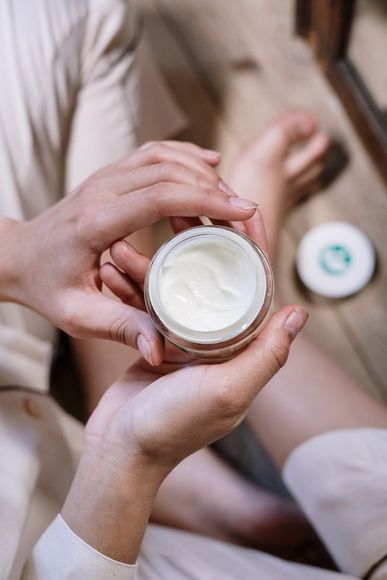 Hand creams may be contaminated with bacteria