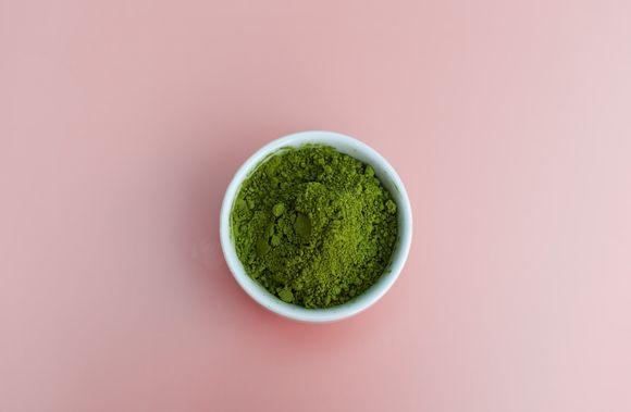 green tea against bad breath