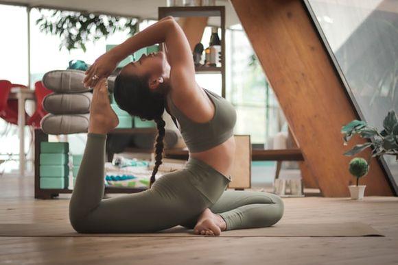 Yoga in eating disorders